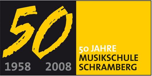 Logo 50 Jahre Musikschule