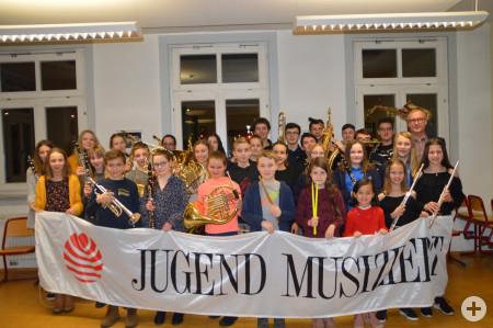 Regionalwettbewerb Teilnehmer Musikschule Schramberg
