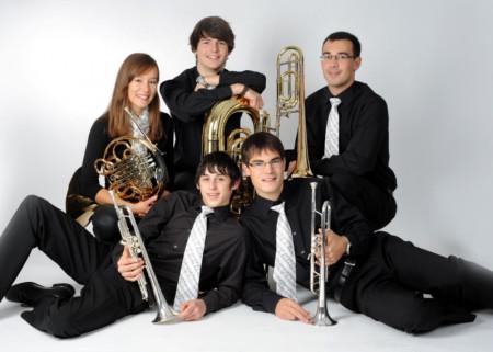 """Blechbläserquintett """"Brass_for_fun"""" -  Teilnahme am Bundeswettbewerb 2011"""