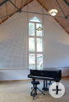 Unterrichtsräume Musikschule