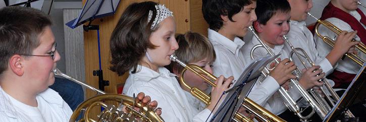 Impressionenen aus der Musikschule